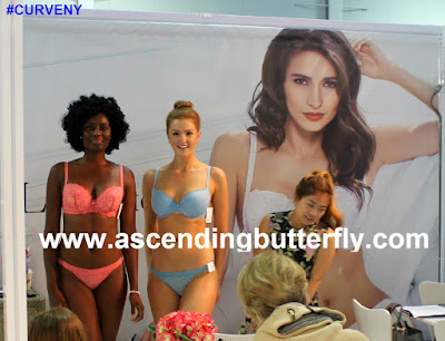 Le Mystere, Bra and Panty Sets, Lace Bra & Panty Set, MODE LINGERIE AND SWIM CURVEXPO 2015