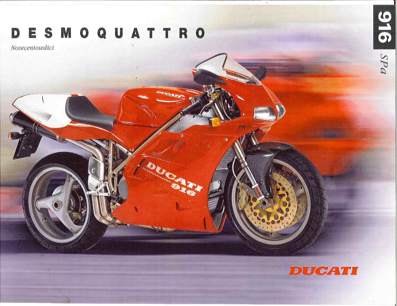 Oddbike Ducati 916 Sp Sps Ultimate Desmoquattro Superbikes Part Ii 1999 996 Electrical Wiring Diagram Image Source