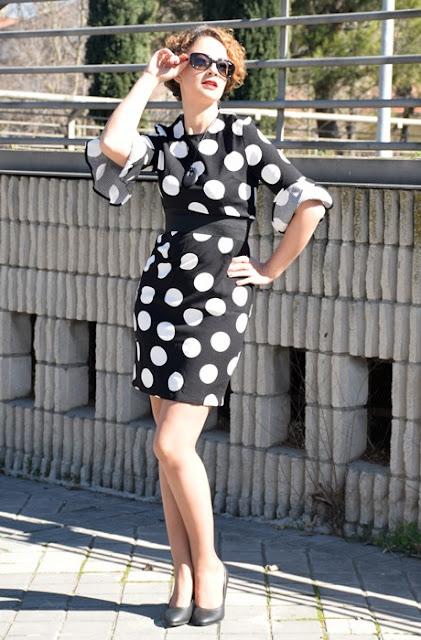 Outfit-Vestido-lunares-volantes-flamenca-5