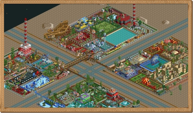 Roller Coaster Tycoon 2 Free Download Full Version Setup