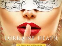 Resenha Codinome Lady V - Os Sedutores de Havisham # 1 - Lorraine Heath