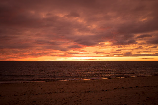 Sunset at Herring cove-Cape Cod