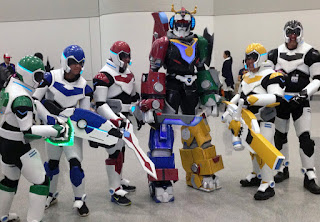 Best Voltron cosplay guide