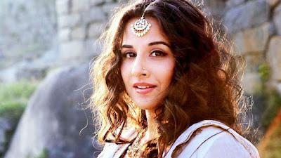 अभिनेत्री विदया बालन फिल्म 'बॉबी जासूस' में