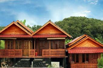 Villa Bukit Indah Sawarna