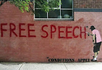 Free Speech with conditions image