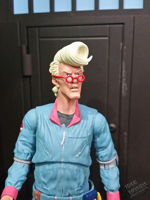 Diamond Select Real Ghostbusters Cartoon 7 inch action figures Egon