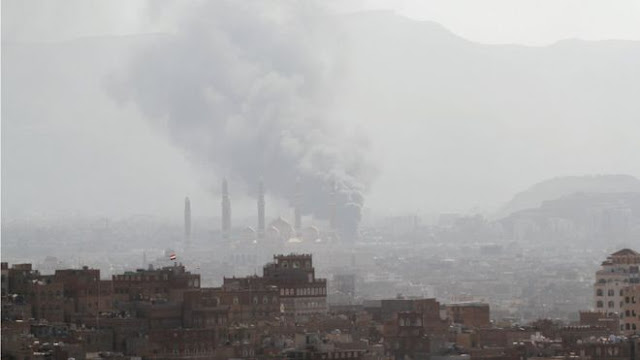 تفاصيل أحداث اليمن اليوم, والاشتباكات بين أنصار صالح والحوثيين