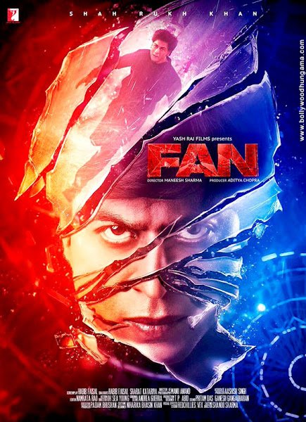 Fan (2016) Movie Poster No. 3