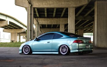 Wallpaper: Car Acura RSX-S