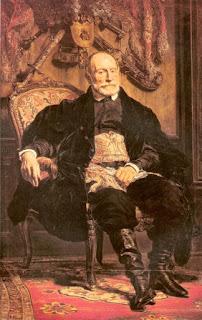 Piotr Moszyński - Jan Matejko