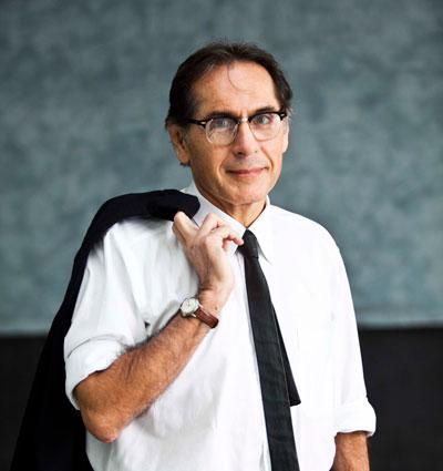 Escritor peruano Jorge Eslava autor de Templado