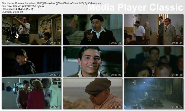 Cinema Paradiso (1988) - Descargar HD
