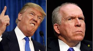 Donald Trump yanlış haber sızdıran için CIA Başkanı suçluyo