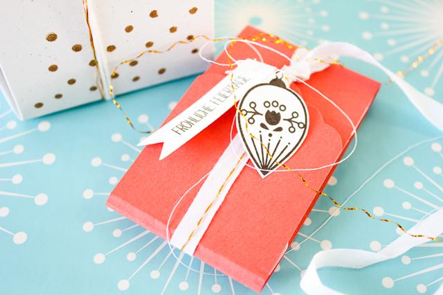 Geschenkschachtel Weihnachten | Janna Werner