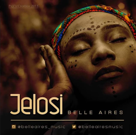 Music: Belle Aires - Jelosi Prod. by Danja || @belleairesmusic
