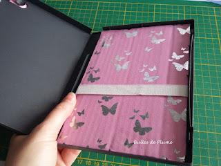 Bulles de Plume - DIY Boîte de coloriage de voyage (DVD)