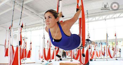 cursos aeropilates oficial, diploma internacional , columpio pilates, curso a distancia,