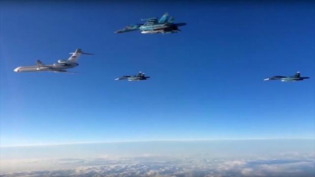 Rusia y EEUU restablecen pacto para evitar incidentes en Siria