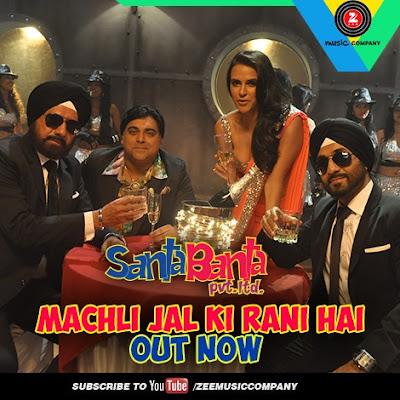 Machli Jal Ki Rani Hai - Santa Banta Pvt Ltd (2016)