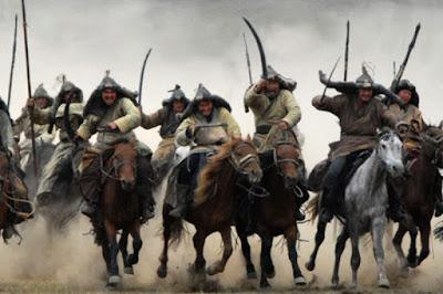 ya'juj dan ma'juj adalah Jengis Khan