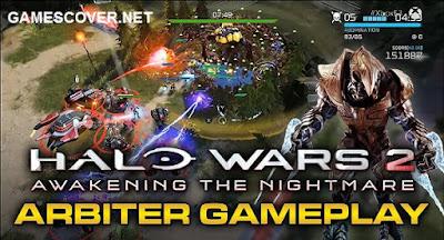 Halo Wars 2 Awakening the Nightmare Gameplay
