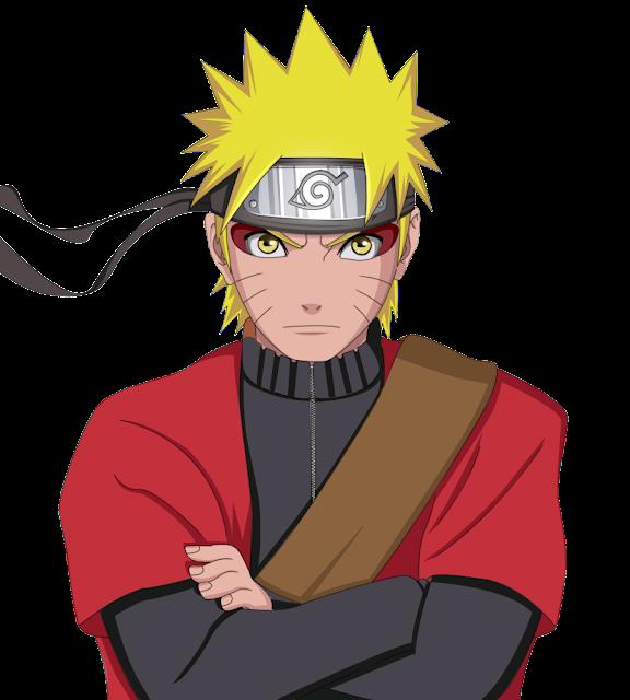 Foto-Foto Naruto Uzumaki