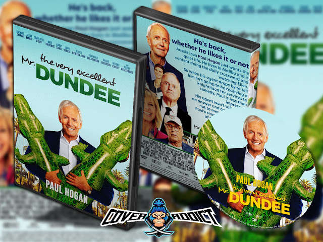 The Very Excellent Mr. Dundee (2020) DVD Cover