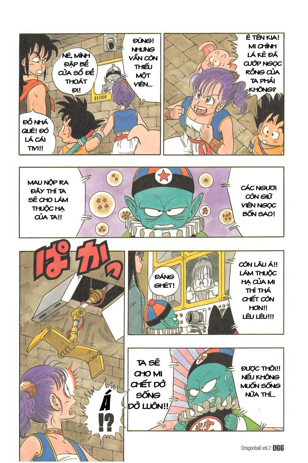 Dragon Ball chap 19 trang 5