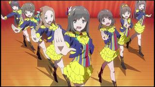 Lirik Gokujou Smile - Wake Up, Girls! ver.