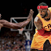 "Lebron James Chasing The ""Ghost That Played In Chicago"""