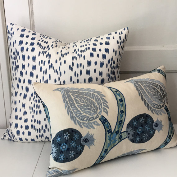 CUSTOM MADE DESIGNER PILLOWS