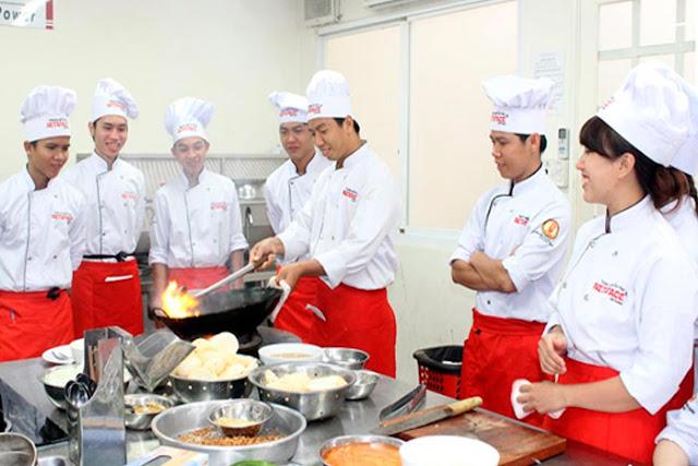 Liên thông Cao đẳng nấu ăn chính quy