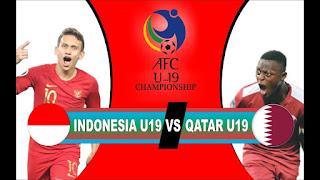 مباراة قطر واندونيسيا بث مباشر اليوم 21-10-2018 Qatar U19 vs Indonesia U19  Live