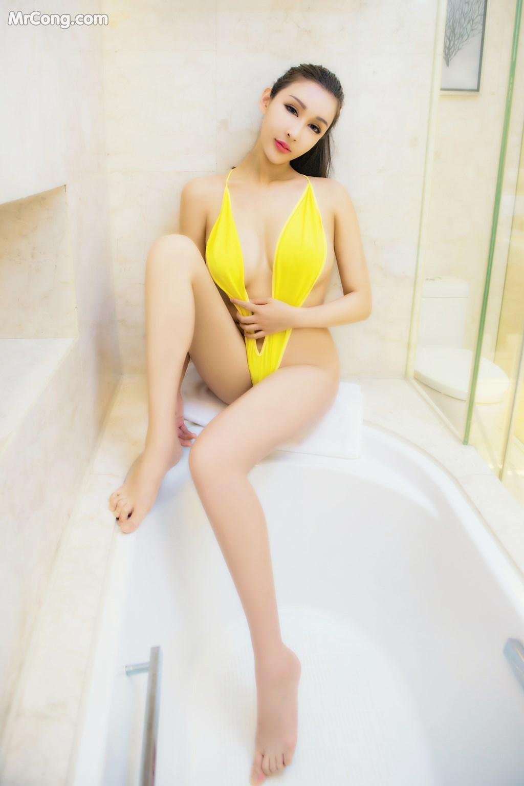 Image SLADY-2017-06-29-No.015-Man-Su-La-Na-MrCong.com-010 in post SLADY 2017-06-29 No.015: Người mẫu Man Su La Na (曼苏拉娜) (49 ảnh)