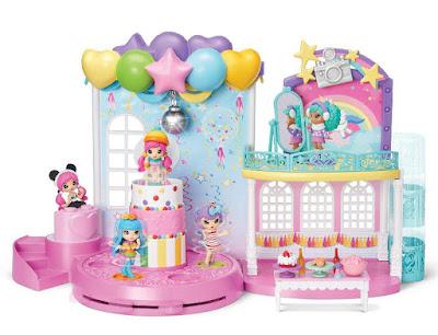 PARTY POPTEENIES Playset Fiesta Poptastic Party Playset   Serie 1  Producto Oficial 2018   Bizak 61924683   A partir de 4 años  COMPRAR ESTE JUGUETE