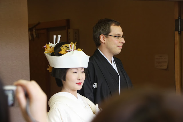 matrimonio giapponese