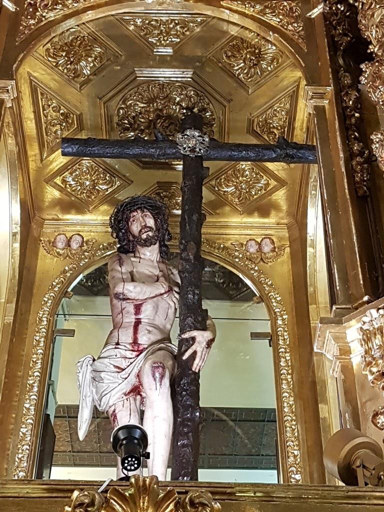 No Le Digas A Mi Madre Que Estoy Haciendo Fotos Santo Cristo De La Victoria De Serradilla Cáceres