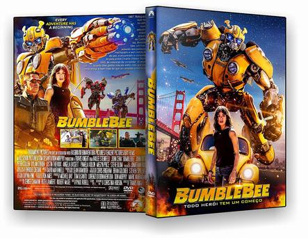 CAPA DVD – BumbleBee – ISO