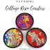 Collage Resin Coaster Tutorial Using Photo Paper | Tips and Tricks