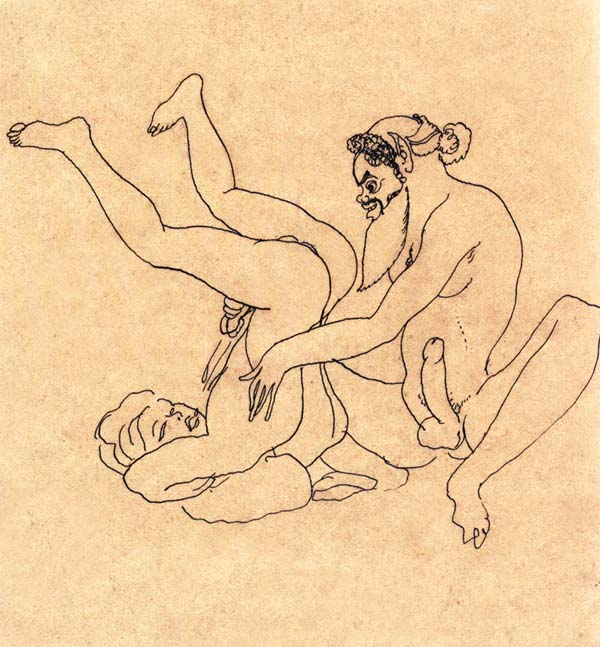 Julius erotic drawings