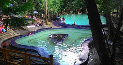 Tempat Wisata Hits Baturaden Pemandian Air Panas Lejja