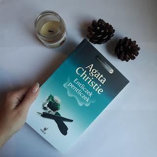 """Entliczek Pentliczek"" Agatha Christie | Recenzja [10]"