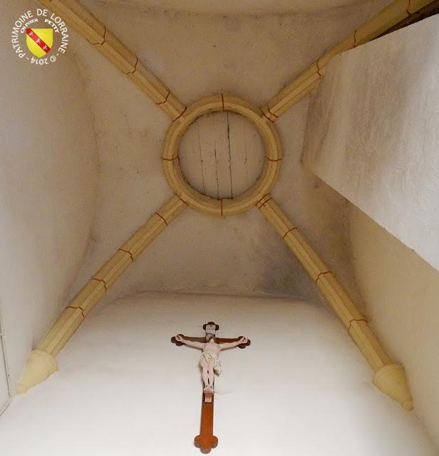VELAINES (55) - Eglise Saint-Rémi