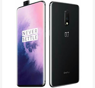 OnePlus 7 OxygenOS 9.5 Phablet with Snapdragon-855