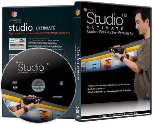 pinnacle studio 15 hd ultimate collection serial key