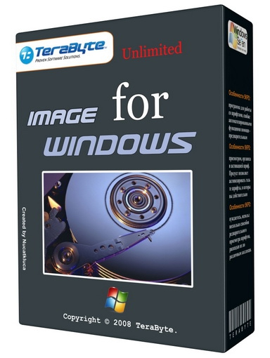 TeraByte Image for Windows 2.95 + Key