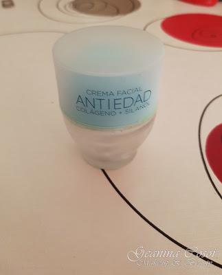 Productos terminados 4 Crema facial anti-edad colágeno + silanol de Deliplus.