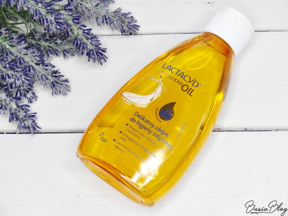 Lactacyd Precious Oil olejek do higieny intymnej