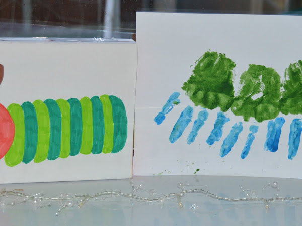 Parenting | The Very Hungry Caterpillar Activities